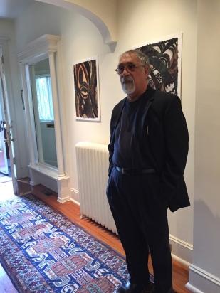 Franko Khoury, host; NMAfA photographer
