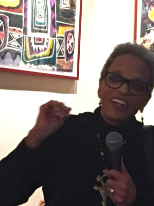 Dr. Johnnetta B. Cole, NMAfA Director