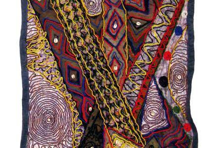 Tunde Odunlade Batik Artist