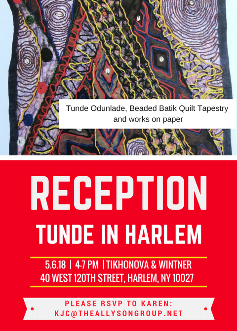 Tunde in Harlem, May 6 2018-2
